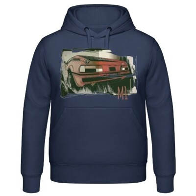 BMW M1 Männer Hoodie - No. 127urban