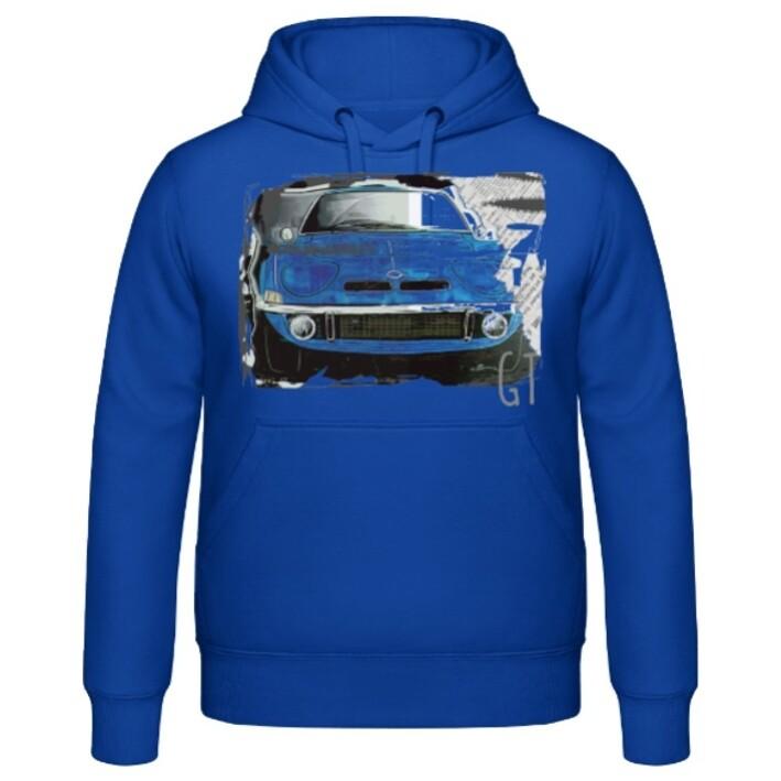Opel GT Männer Hoodie - No. 144urban