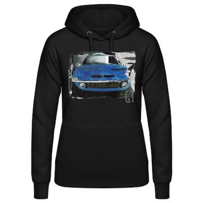 Opel GT Frauen Hoodie - No. 144urban