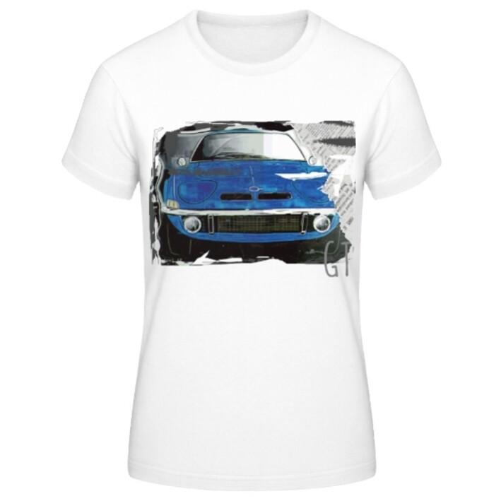 Opel GT Frauen T-Shirt - No. 144urban