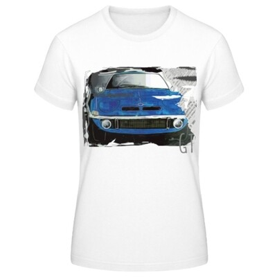 Opel GT Frauen T-Shirt - No. 144urban