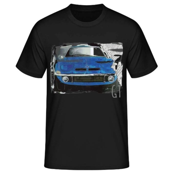 Opel GT Männer T-Shirt - No. 144urban