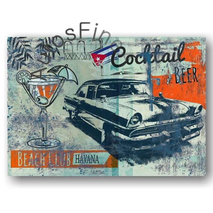 Poster KUBAspecial No. 1 HAVANA