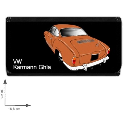 VW Karmann Ghia Geldbörse - No. 154