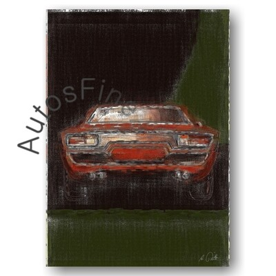 Maserati Khamsin - HD Aluminiumbild No. 5aClassic