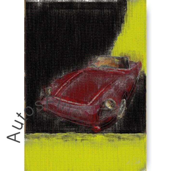 Intermeccanica Torino Spider - Poster No. 33aClassic
