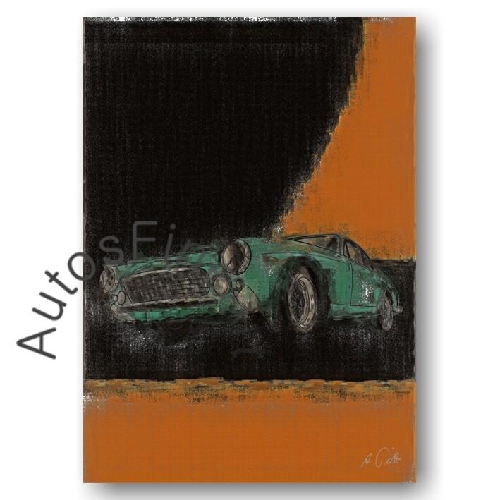 Ferrari 250 GT Lusso - Poster No. 63aClassic