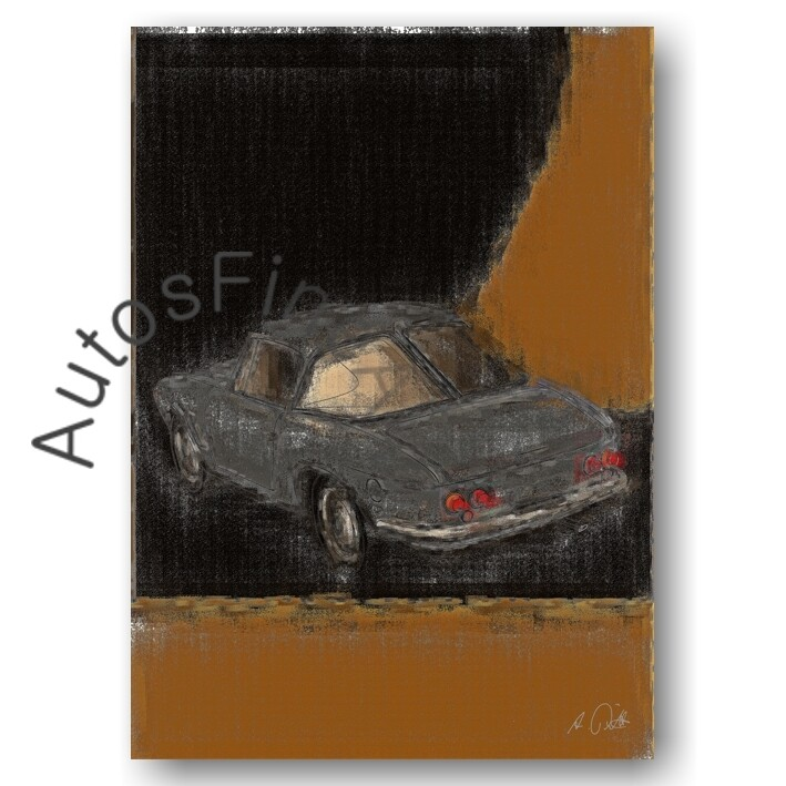 """Osca 1600 """"Fissore"""" - Poster No. 64aClassic"""
