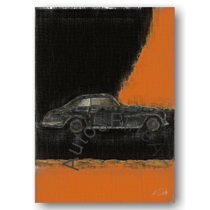Ferrari 166 Inter TOURING - Poster No. 68aClassic