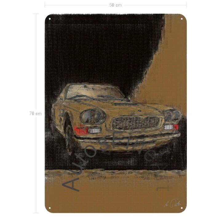 Maserati Sebring - Blechbild No. 71aClassic