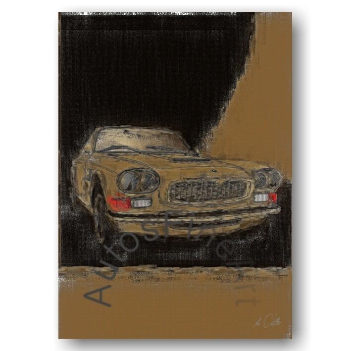Maserati Sebring - Poster No. 71aClassic