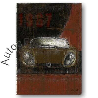 Alfa Romeo 33 Stradale - Poster No. 104aClassic