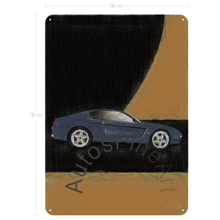 Ferrari 456 - Blechbild No. 101aClassic