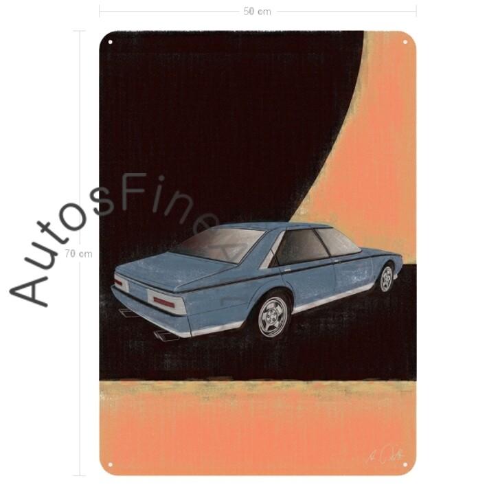Ferrari Pinin Prototyp - Blechbild No. 98aClassic