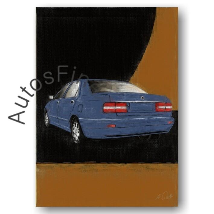 Lancia Kappa - HD Aluminiumbild No. 96aClassic