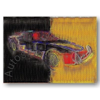 Bizzarrini GT 5300 - Poster No. 10high