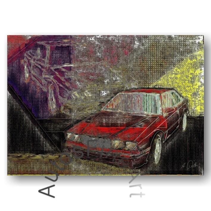 Maserati 222 - Poster No. 29high