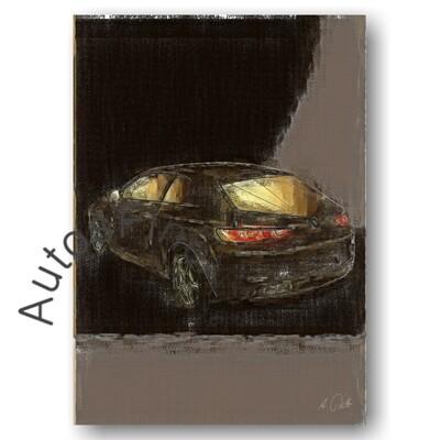 Alfa Romeo Brera - Poster No. 74aClassic
