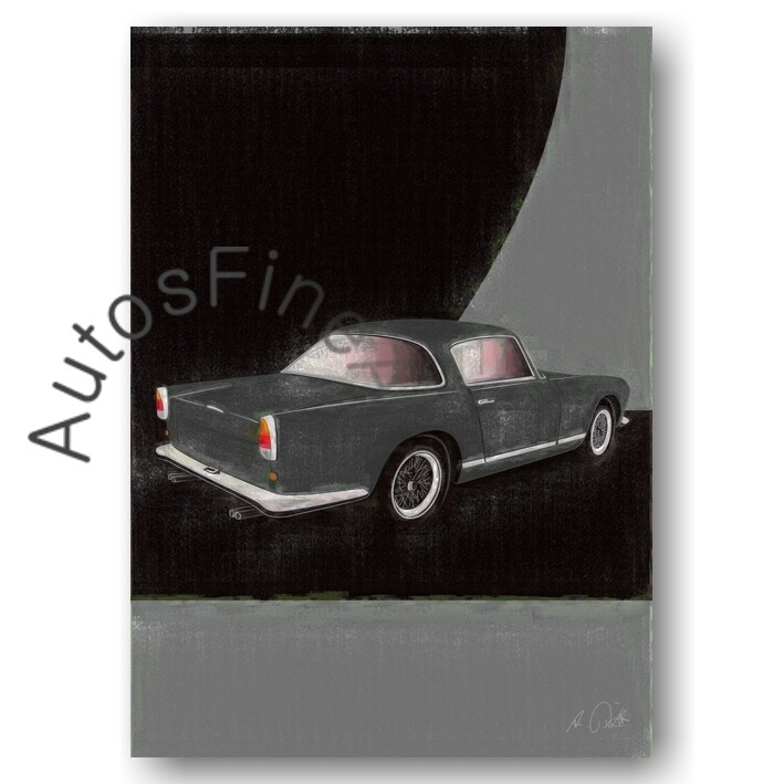 Ferrari 250 GT Ellena - Poster No. 92aClassic