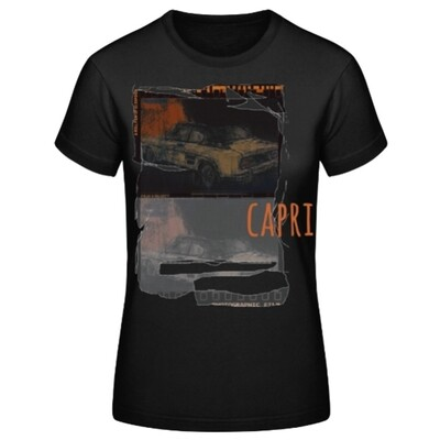 Ford Capri Frauen T-Shirt - No. 128urban