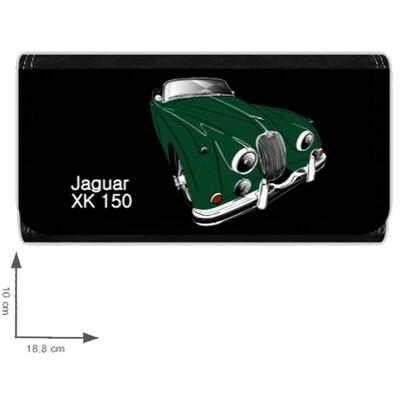 Jaguar XK 150 Geldbörse - No. 139