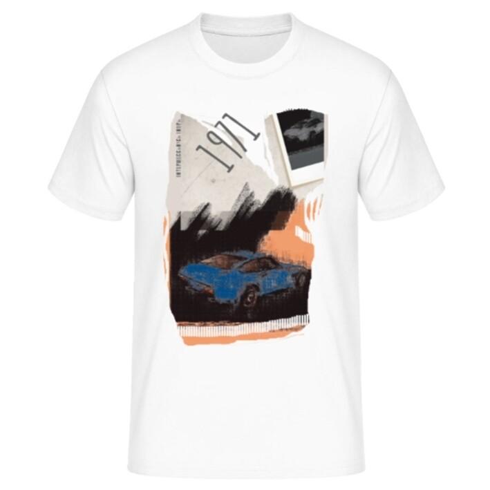 Intermeccanica Indra Männer T-Shirt - No. 58urban