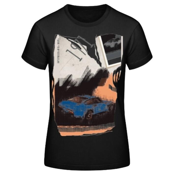 Intermeccanica Indra Frauen T-Shirt - No. 58urban