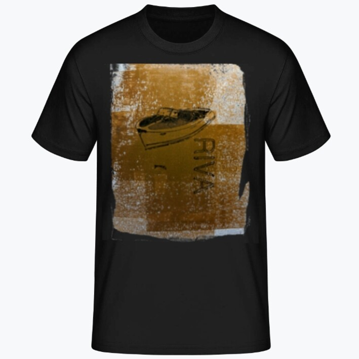 RIVA-BOOT Männer T-Shirt - No. SHIP2craft
