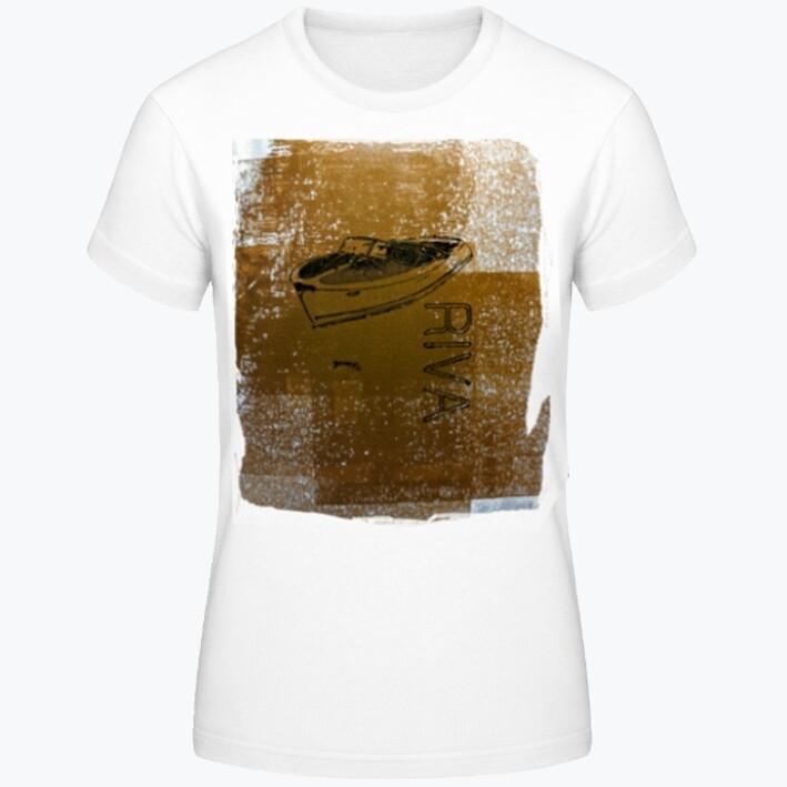 RIVA-BOOT Frauen T-Shirt - No. SHIPspecial2