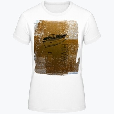 RIVA-BOOT Frauen T-Shirt - No. SHIP2craft