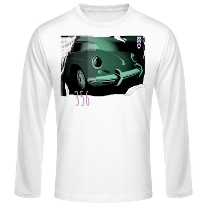 Porsche 356 Männer Langarmshirt - No. 118urban