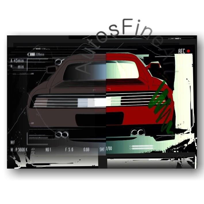 Ferrari 348 tb - Poster No. 17movie