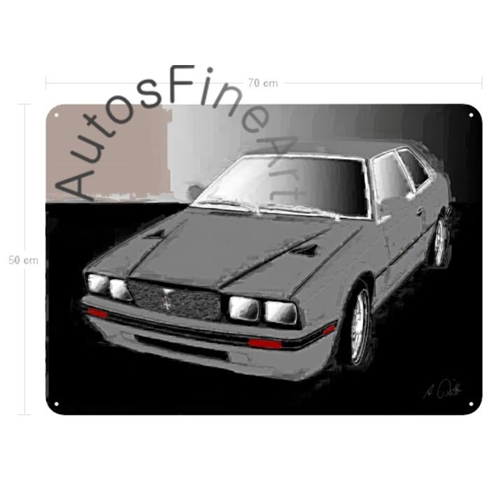 Maserati 222 - Blechbild No. 29italy