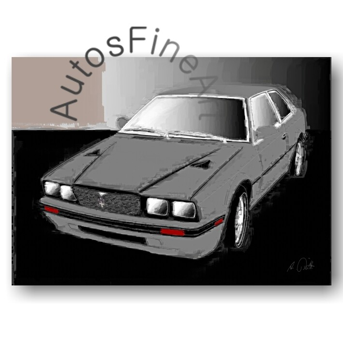 Maserati 222 - HD Aluminiumbild No. 29italy