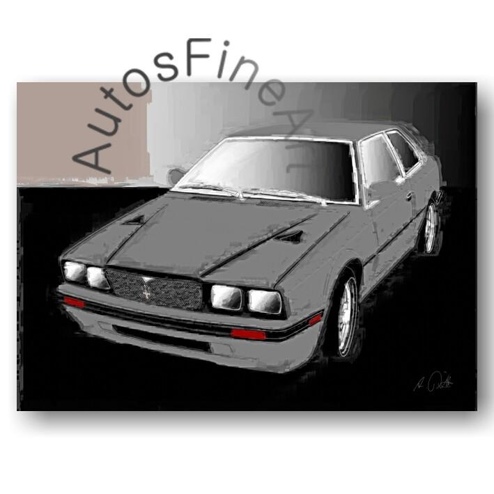 Maserati 222 - Poster No. 29italy