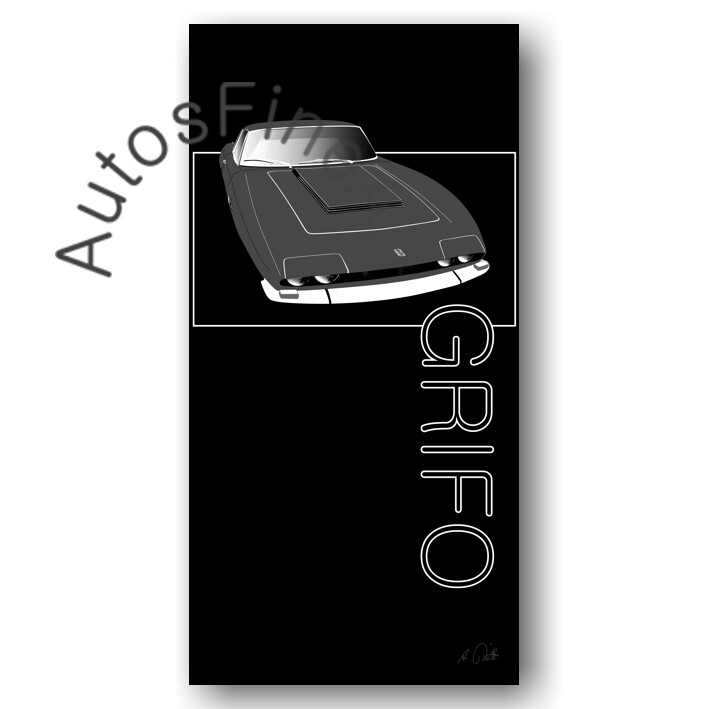 Iso Grifo - Poster No. 14named