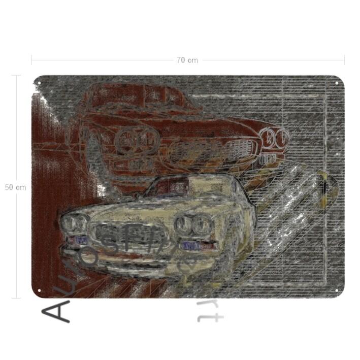 Maserati Sebring - Blechbild No. 71street