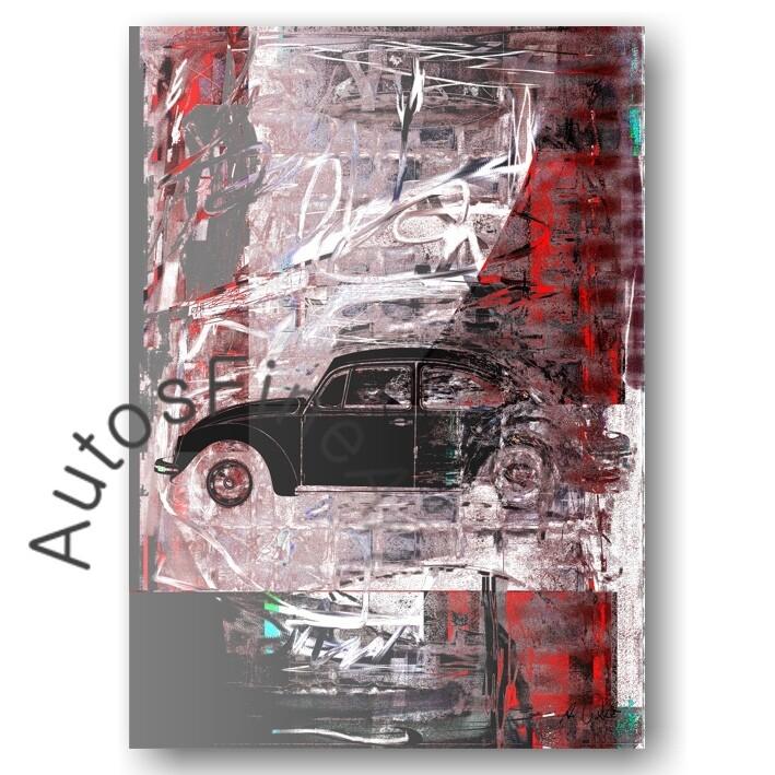 VW Käfer - Poster No. 123street