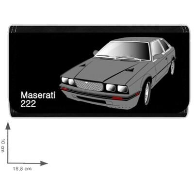 Maserati 222 - Geldbörse No. 29