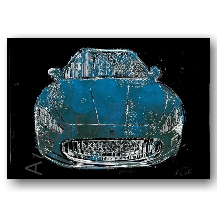 Maserati Gran Turismo - Poster No. 2x