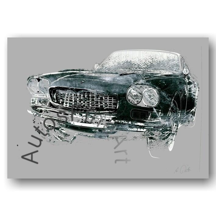 Maserati Sebring - HD Aluminiumbild No. 71x