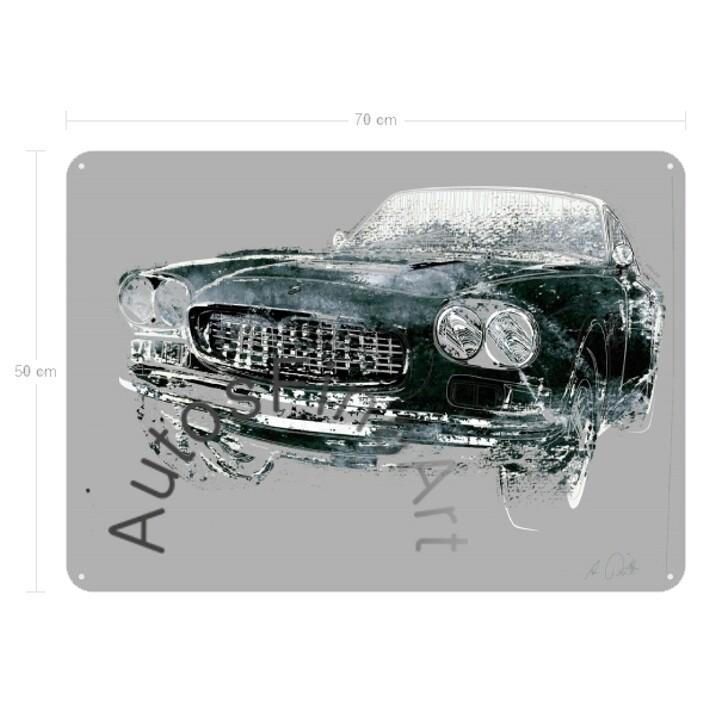 Maserati Sebring - Blechbild No. 71x