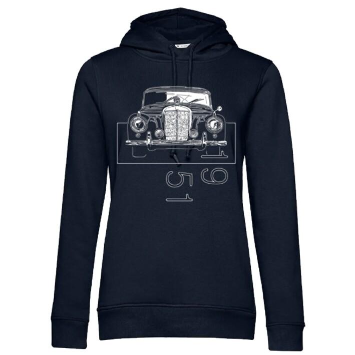Mercedes 300 sc Frauen Hoodie - No. 133sketch