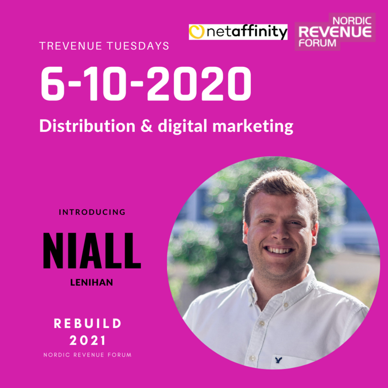 Trevenue Tuesday 6.10.2020 - Distribution and digital marketing