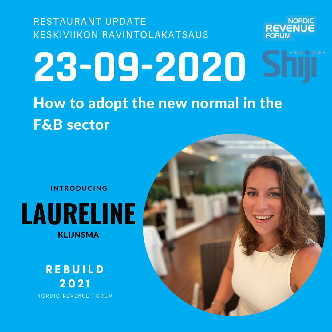 REBUILD2021 - Midweek review for F&B 23.9.2020
