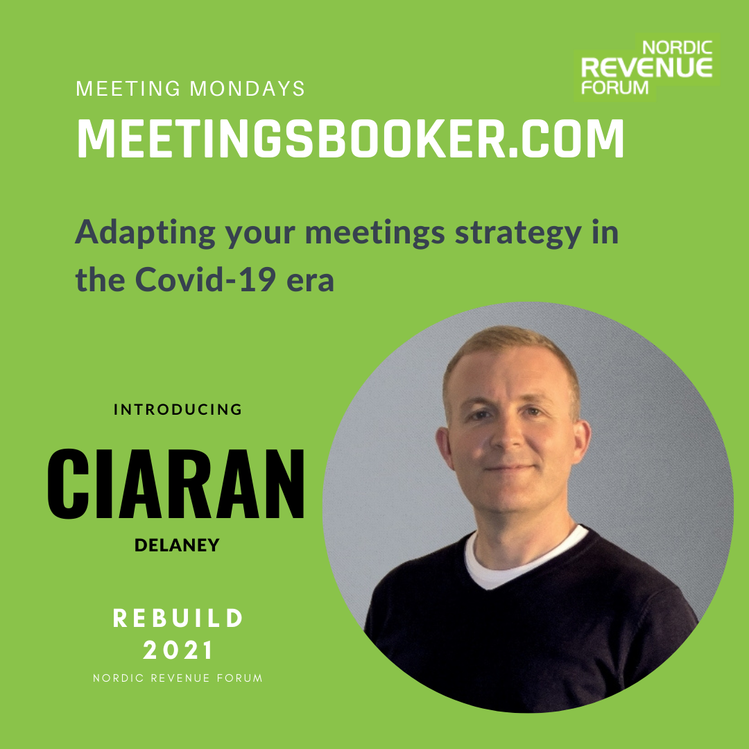 REBUILD2021 Meeting Mondays - Adapting your meetings strategy in the Covid-19 era