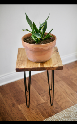 Sofa Table/Side Table with Hairping Legs