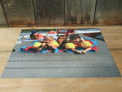 300 Piece Sublimation Puzzle - 5 Pack