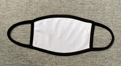 Masks Sublimation (NON-MEDICAL) In Stock