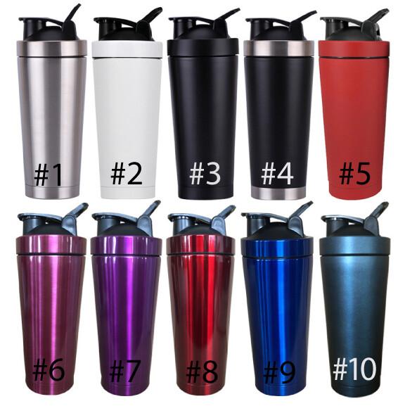 25oz Shaker Bottles